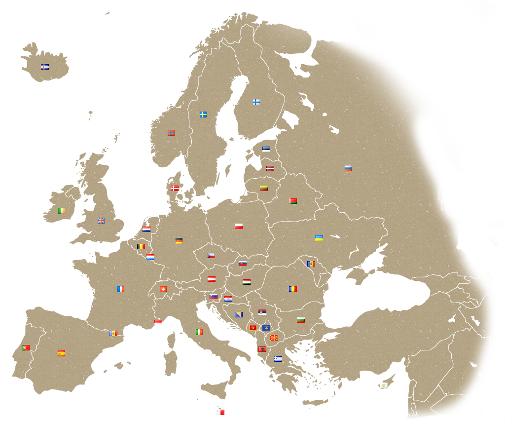 Brownells Europe Countries